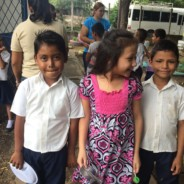Hope in Nicaragua: Hugs From Little Children