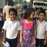 Hope in Nicaragua: Hugs From Little Children